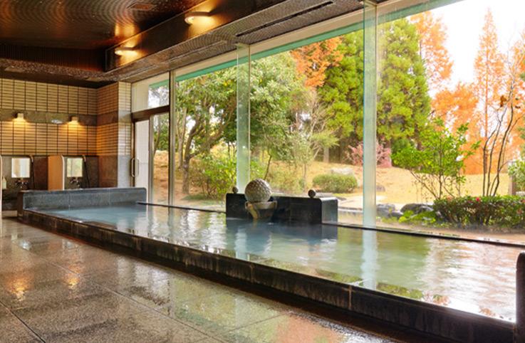 後楽ゴルフ-大浴場